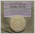 Lavender Tea Tree Lotion Bar