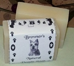 Browsers Natural Doggie Soap